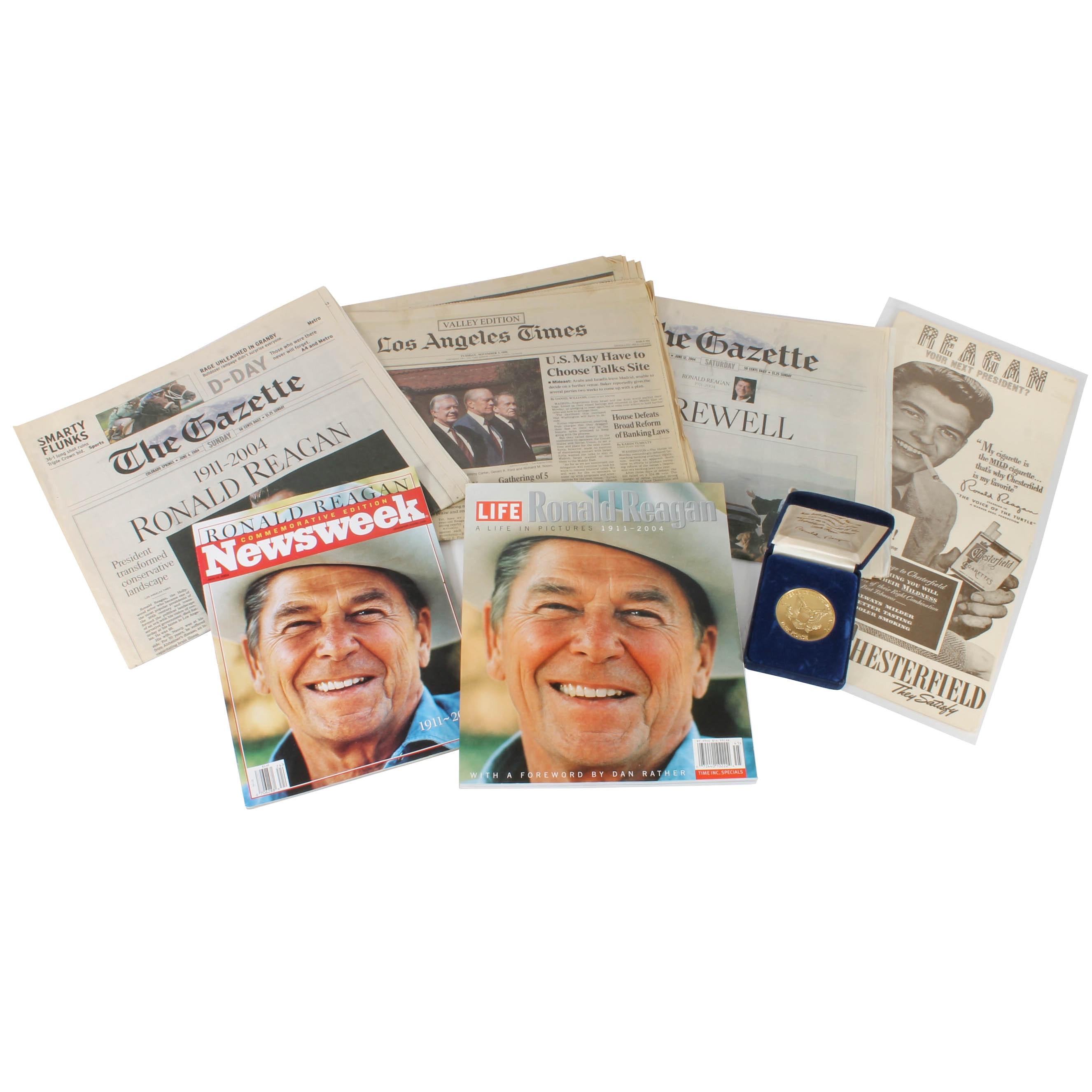 Ronald Reagan Memorabilia Collection