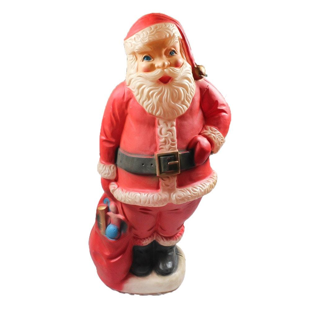 Large Santa Claus Decoration