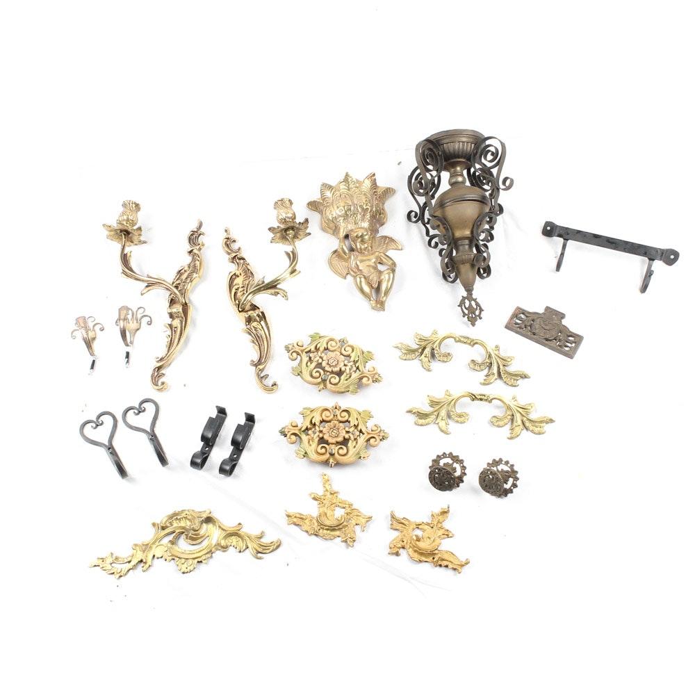 Decorative Metalware