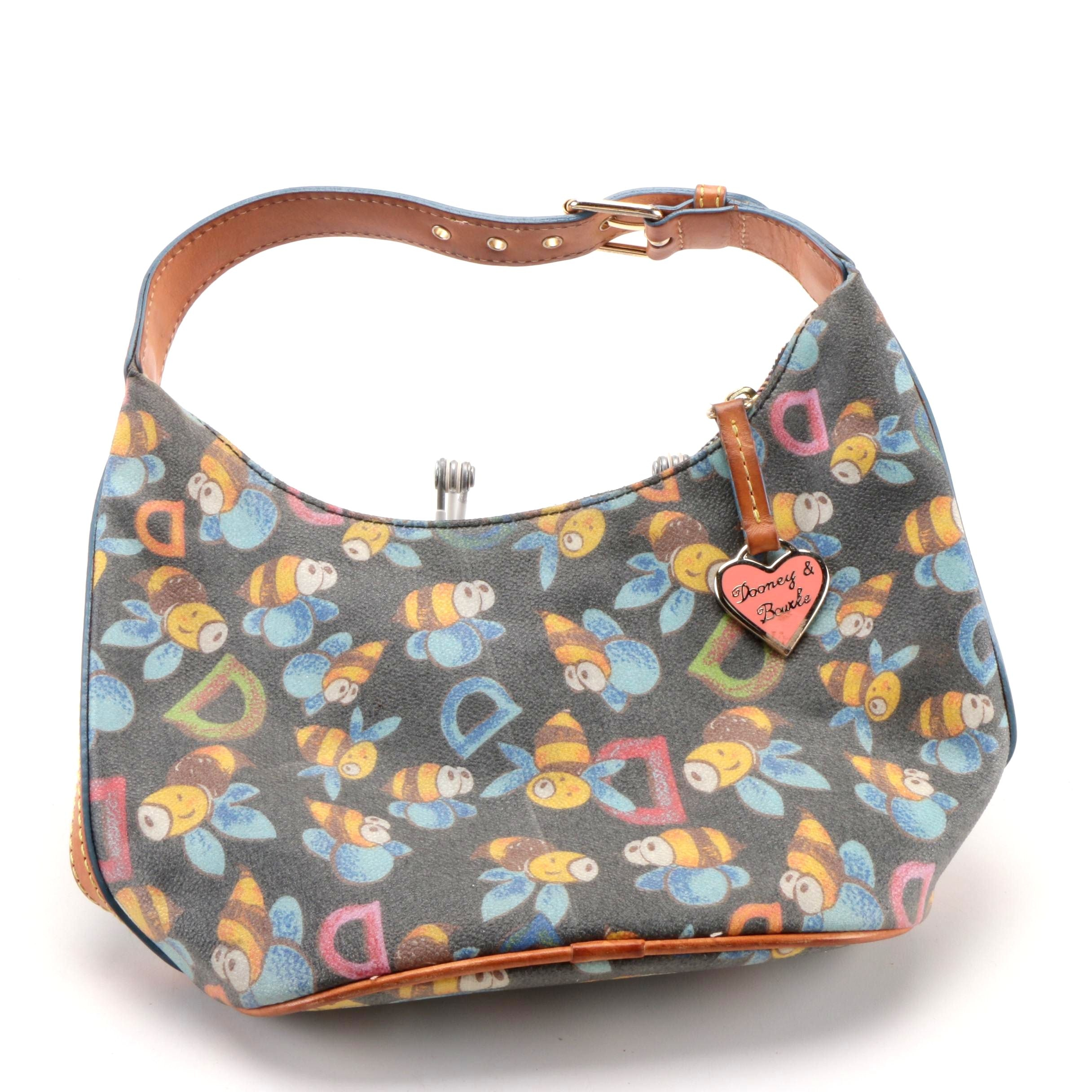 Dooney & Bourke Animated Bee Handbag