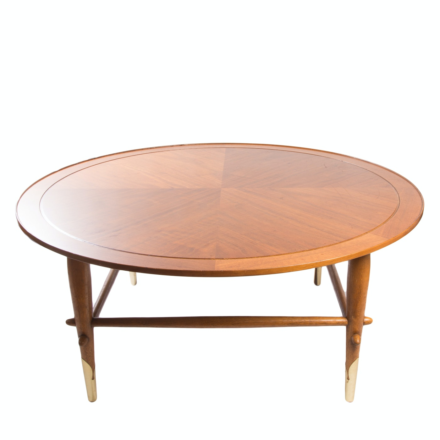"Mid Century Lane Copenhagen Drop Leaf Coffee Table: Mid-Century ""Copenhagen"" Cocktail Table For Lane Furniture"