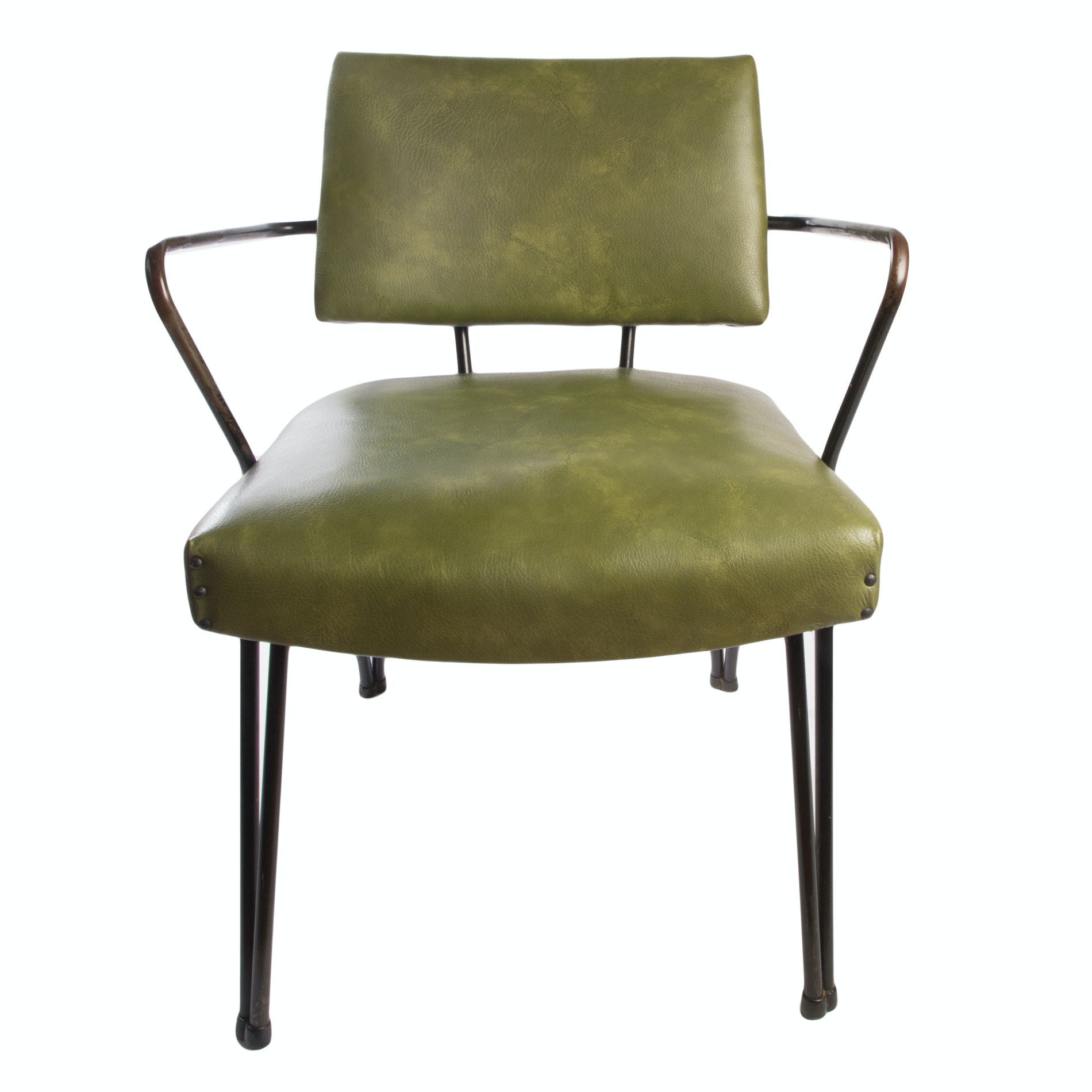 Mid Century Modern Chair by the Douglas-Eaton Chair Company