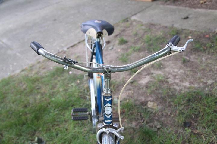 Radio Flyer Bike >> Vintage Sears and Roebuck Bicycle with Sachs/Bendix Shifter : EBTH