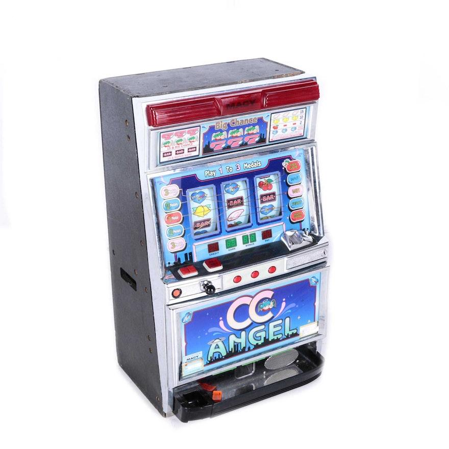 Cc Angel Slot Machine