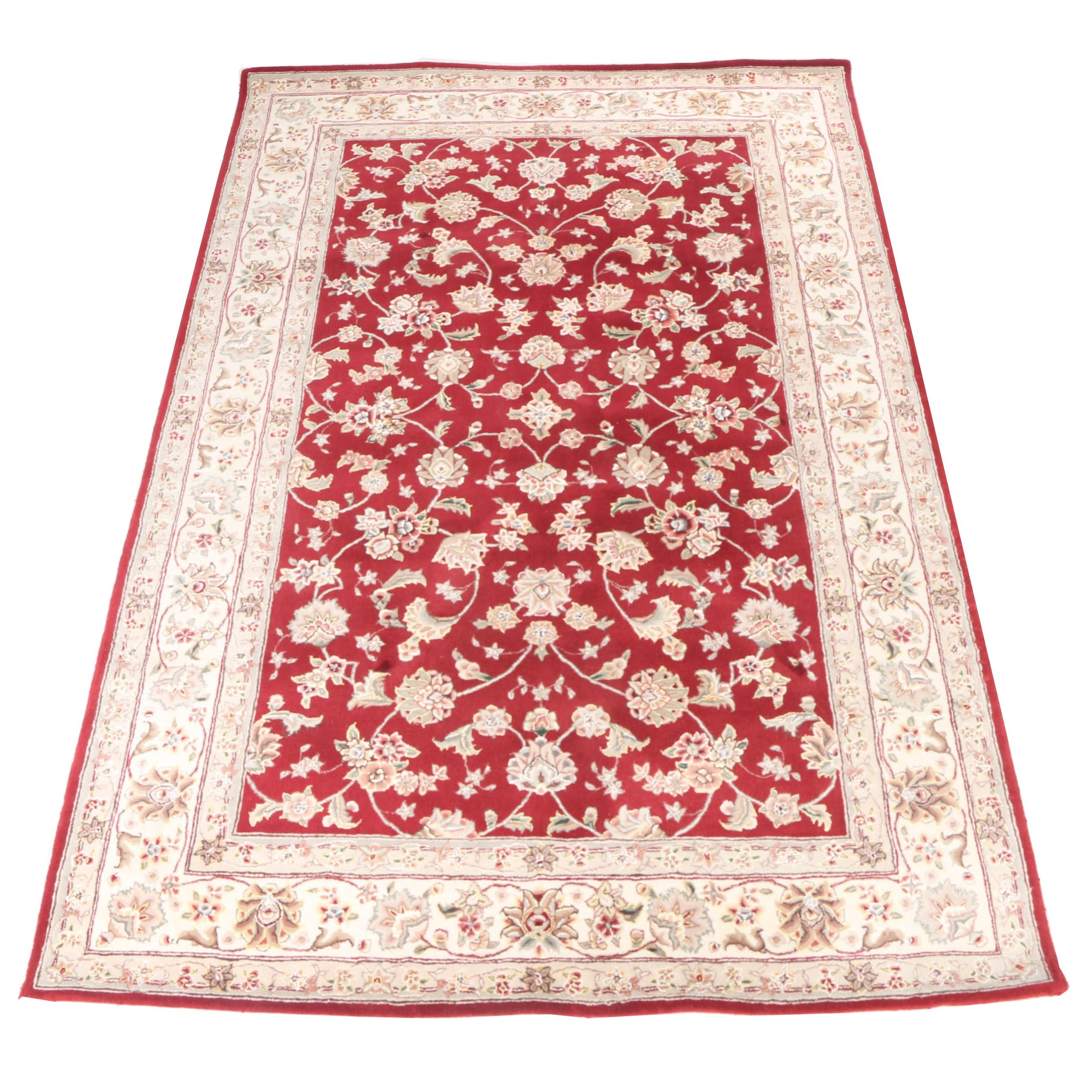 Hand-Tufted Persian Style Area Rug