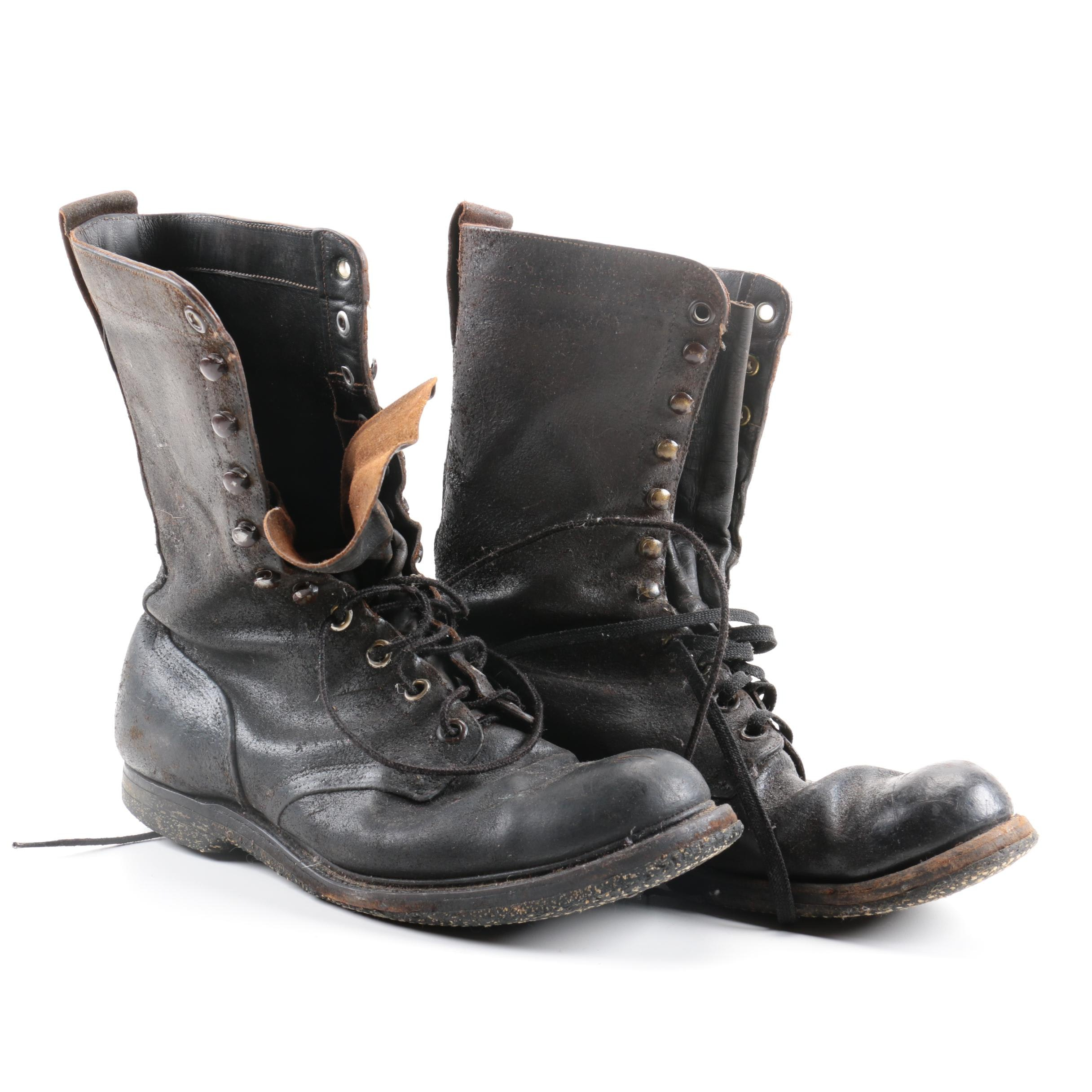 Pair of Mid-Century Endicott Johnson Boots