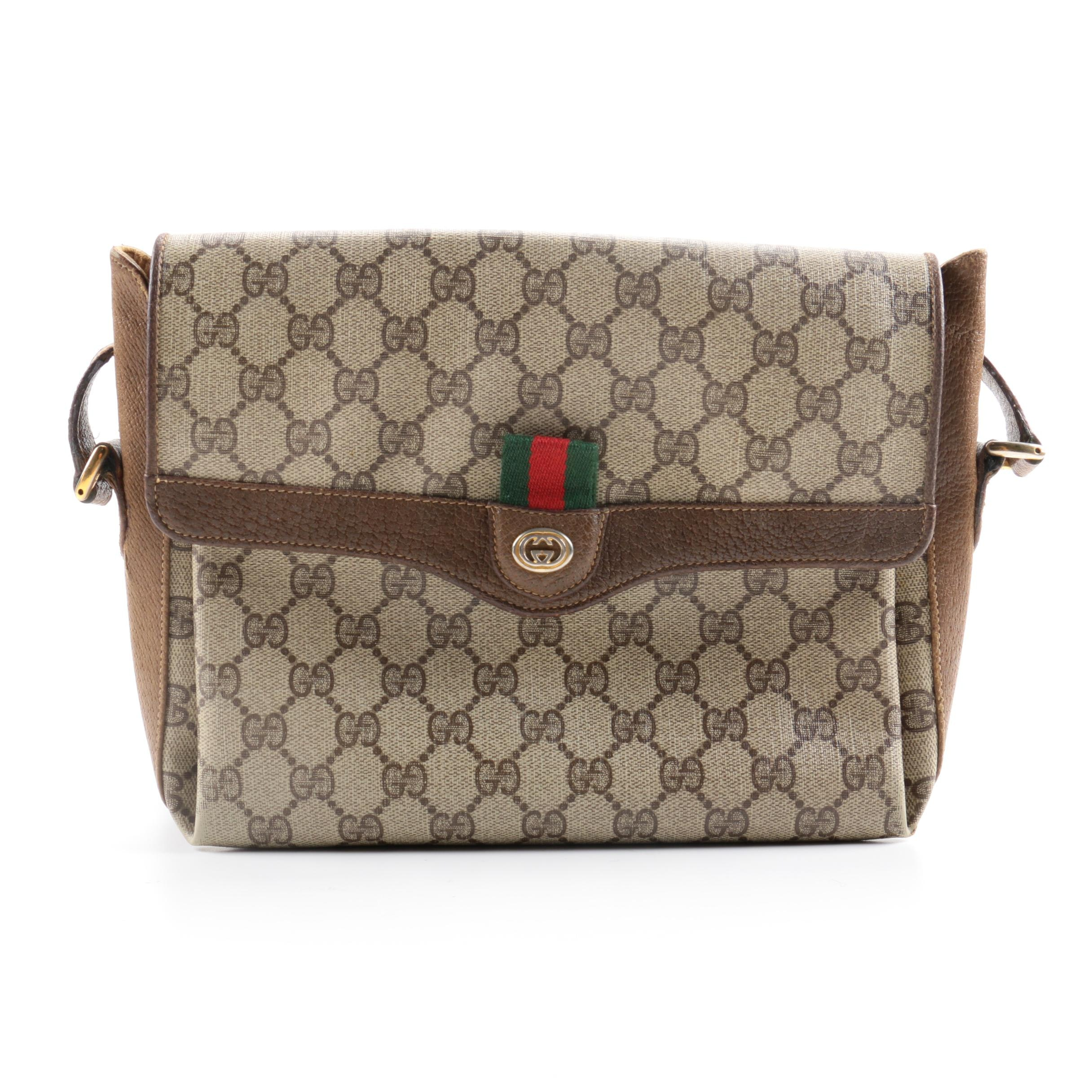 Vinage Gucci Accessory Collection Handbag