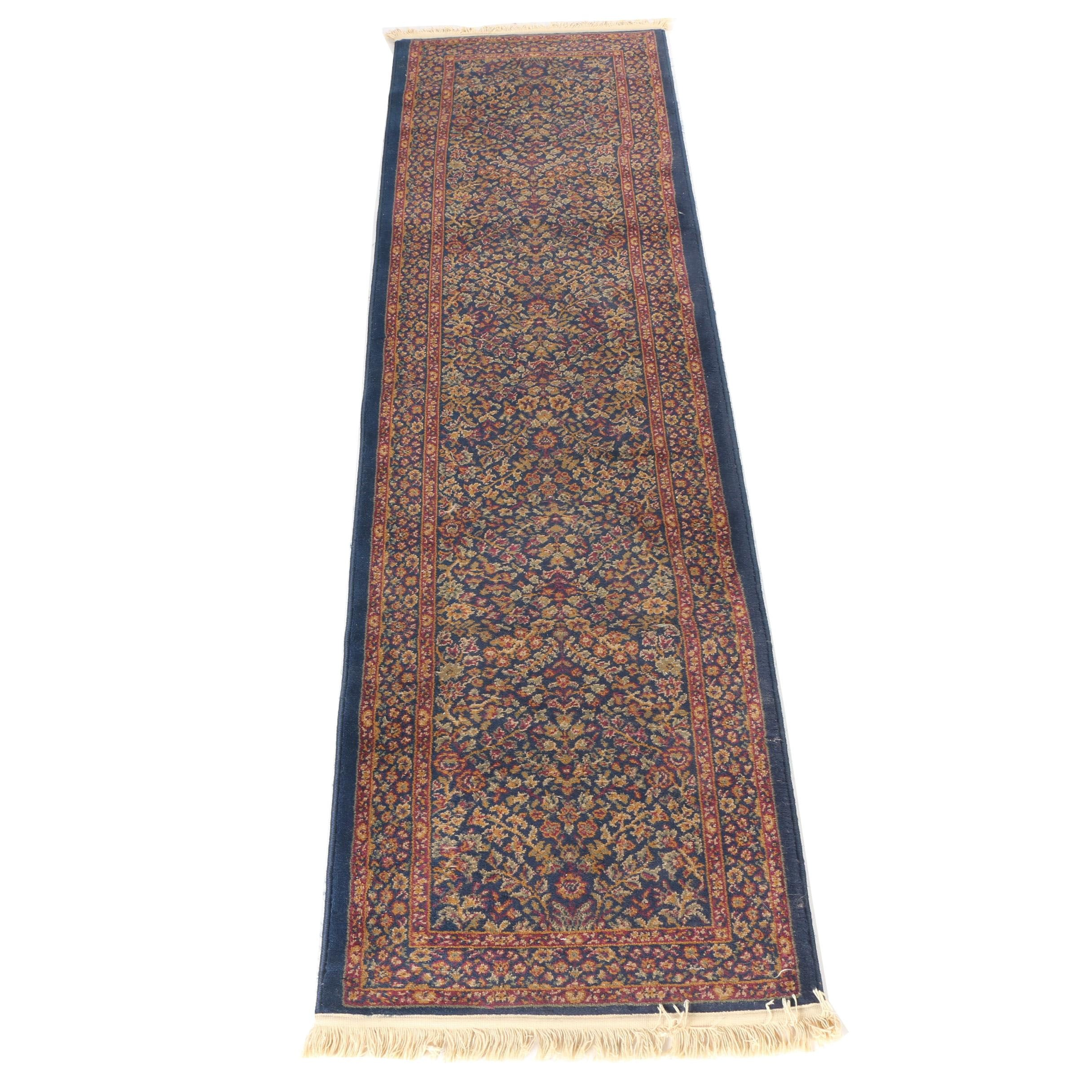 "Machine Made ""Victoria"" Persian Style Carpet Runner"