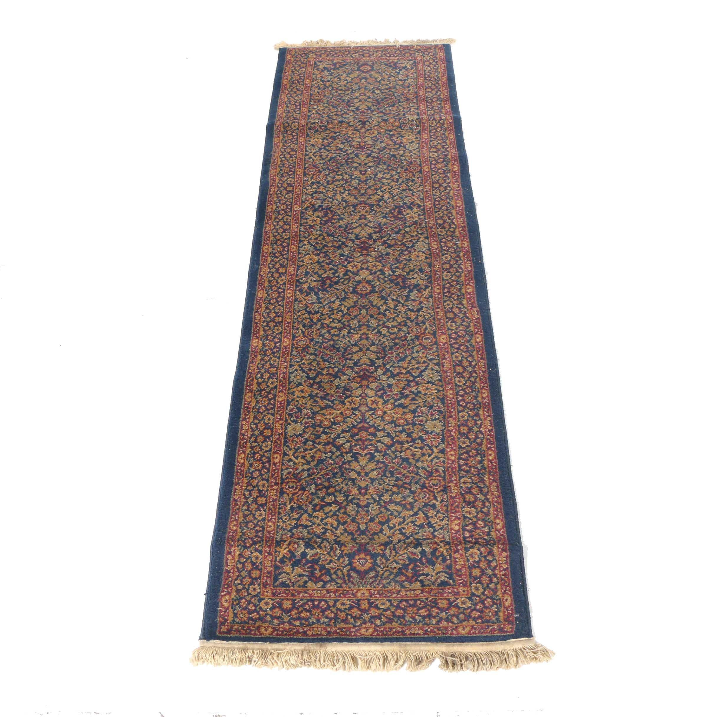 Machine Made Persian Style Carpet Runner