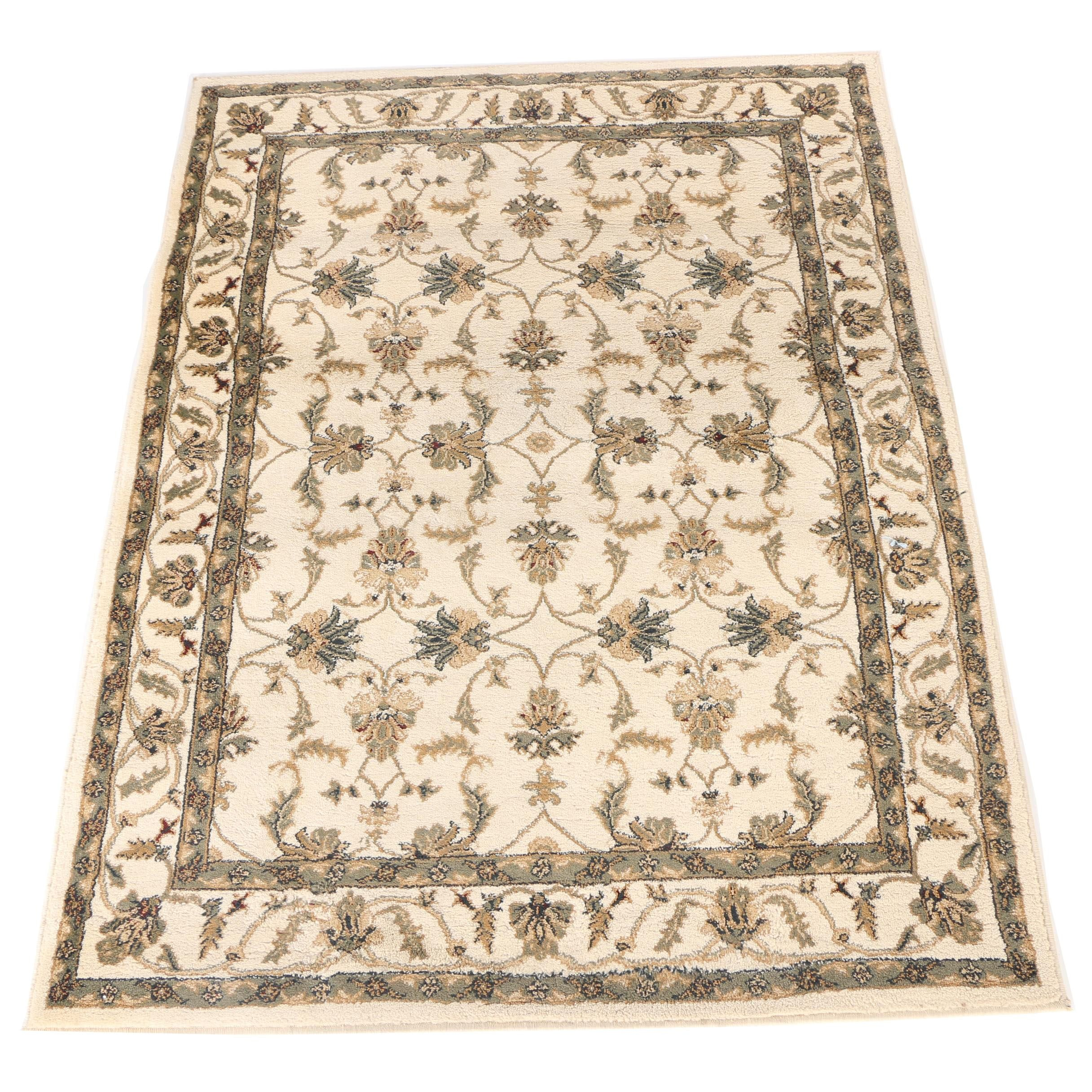 Hand-Knotted Chobi Style Area Rug