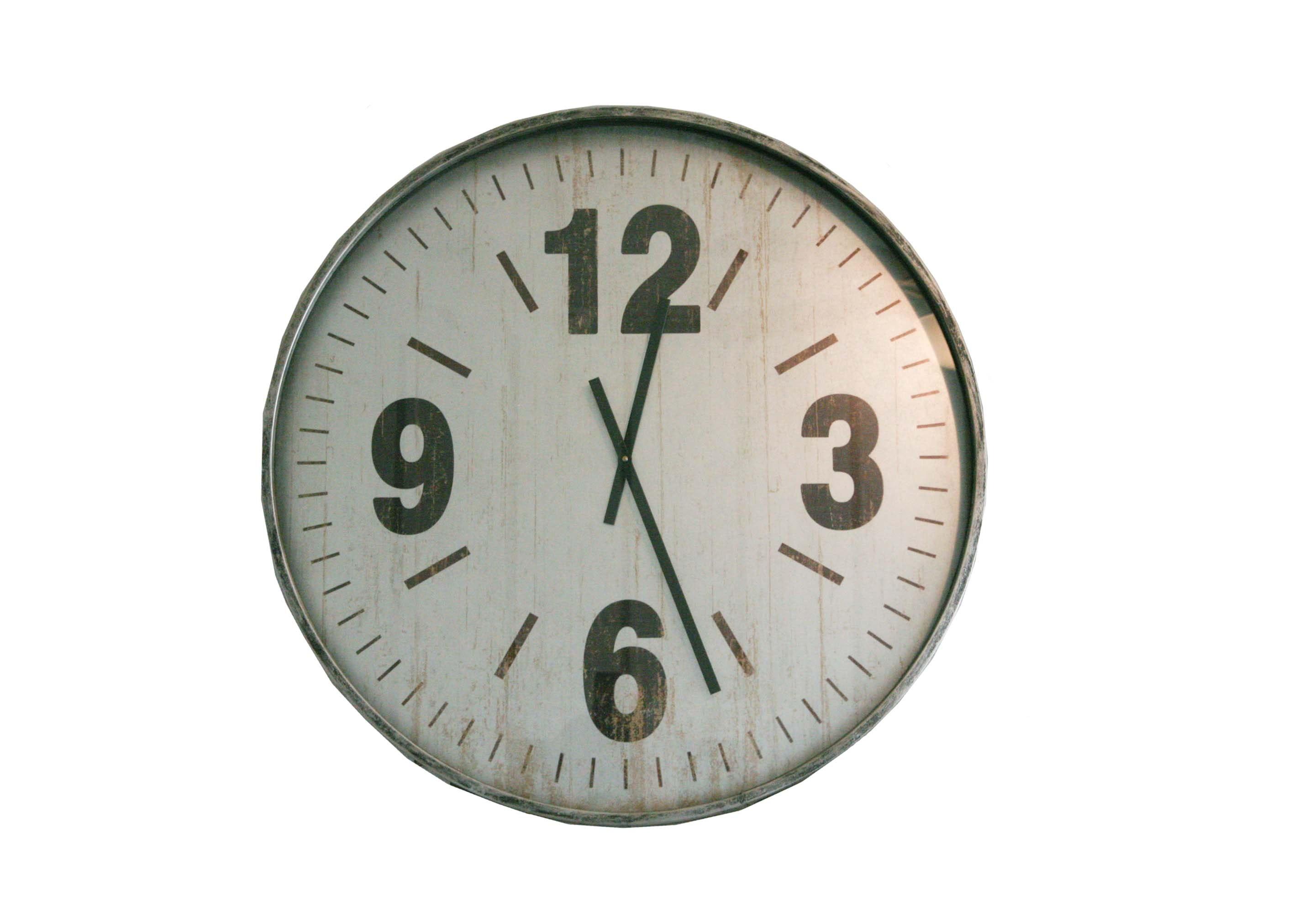 Uttermost Oversize Wall Clock