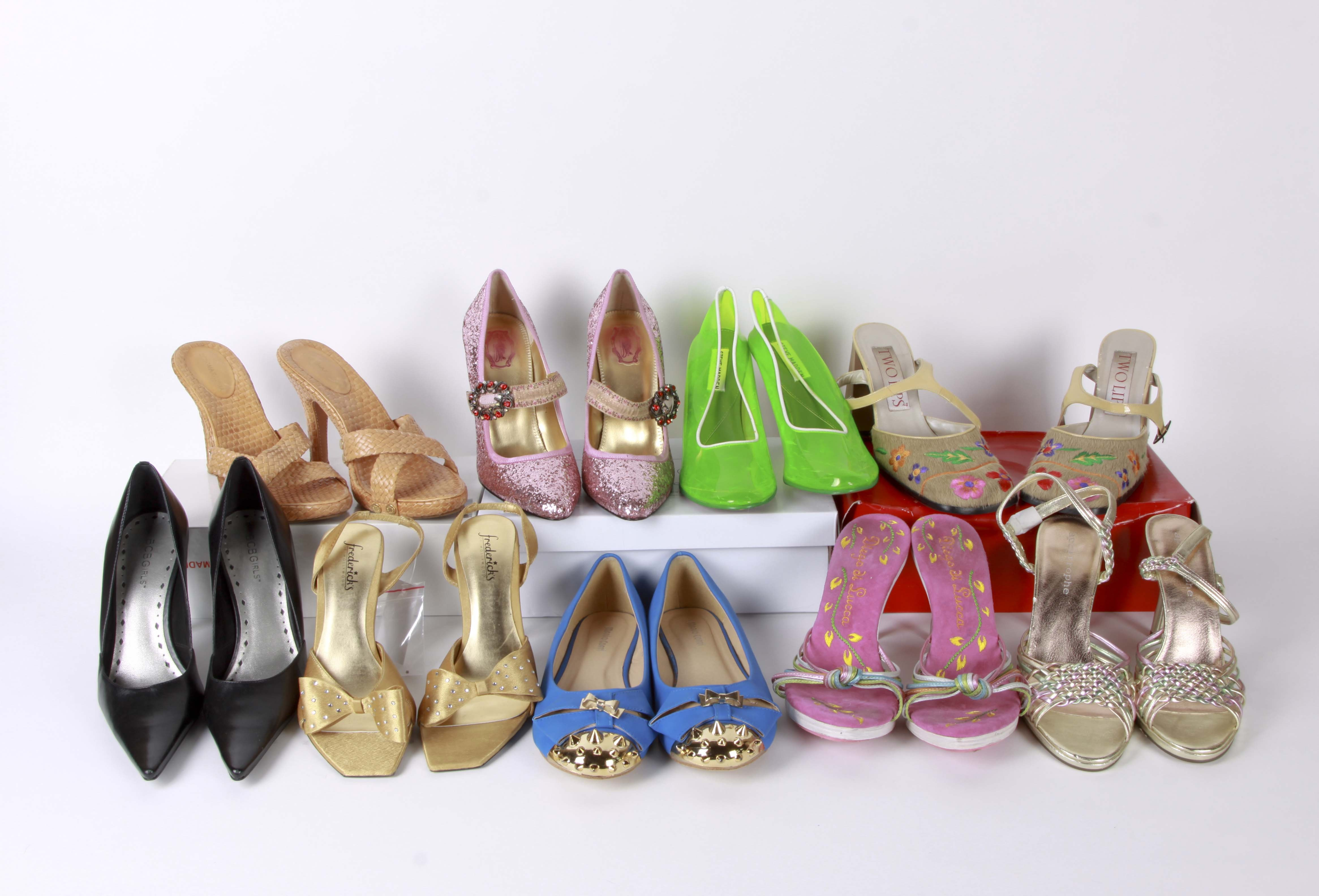 Women's Size 8 to 8.5 Shoe Collection