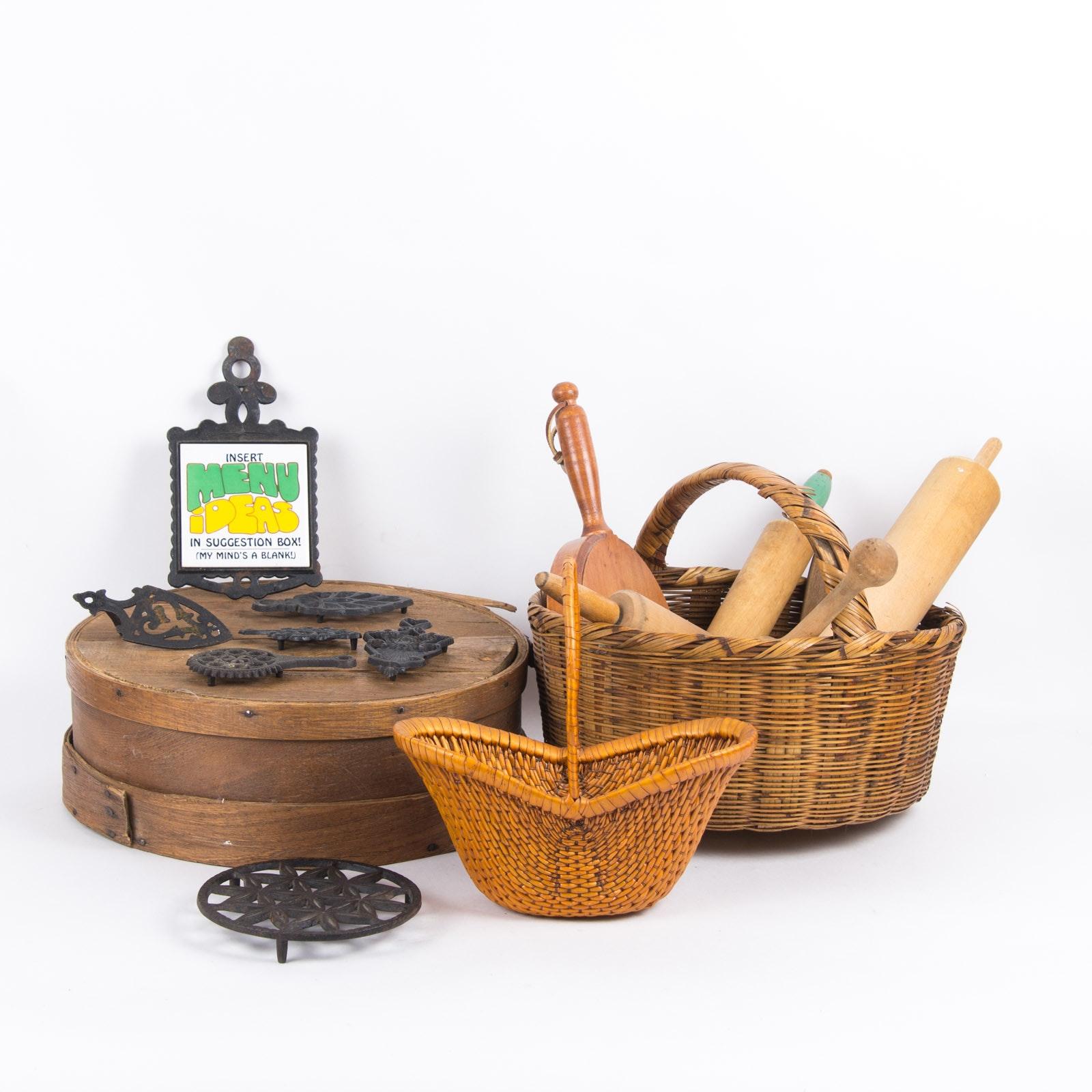 Primitive Kitchen Decor Collection