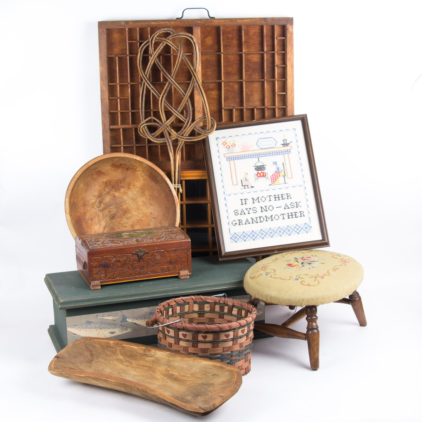 Primitive Decor Collection
