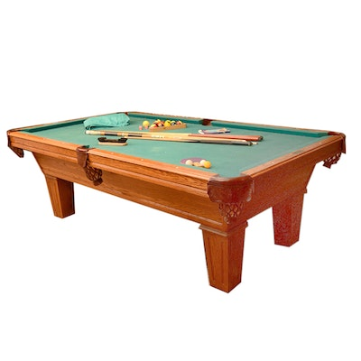 Mid Century Modern Home Furnishings Décor More BOS EBTH - Mid century modern pool table