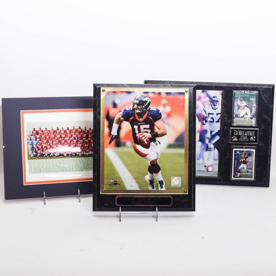 70b1cbfdb Denver Broncos Memorabilia   EBTH