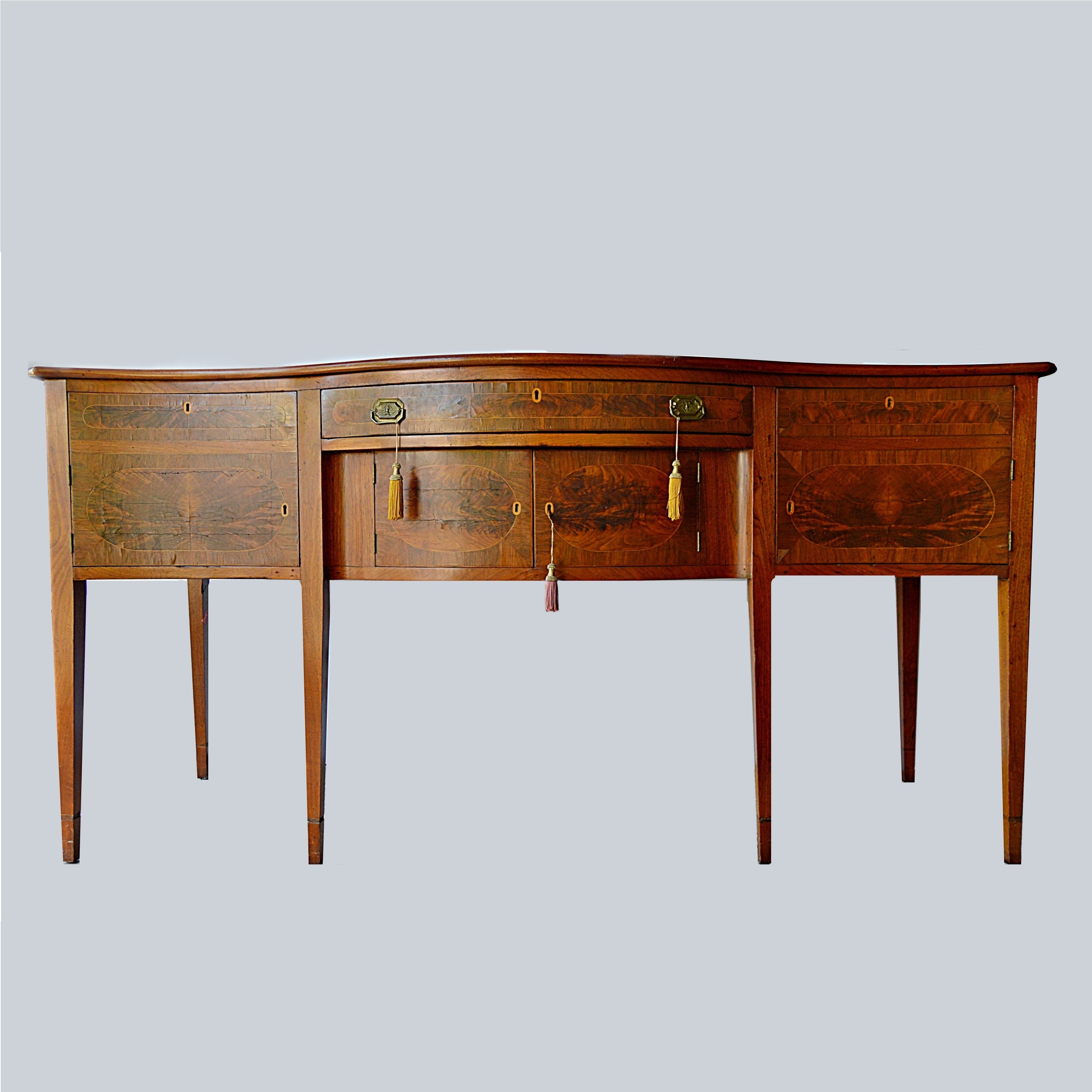 Antique Hepplewhite Style Sideboard