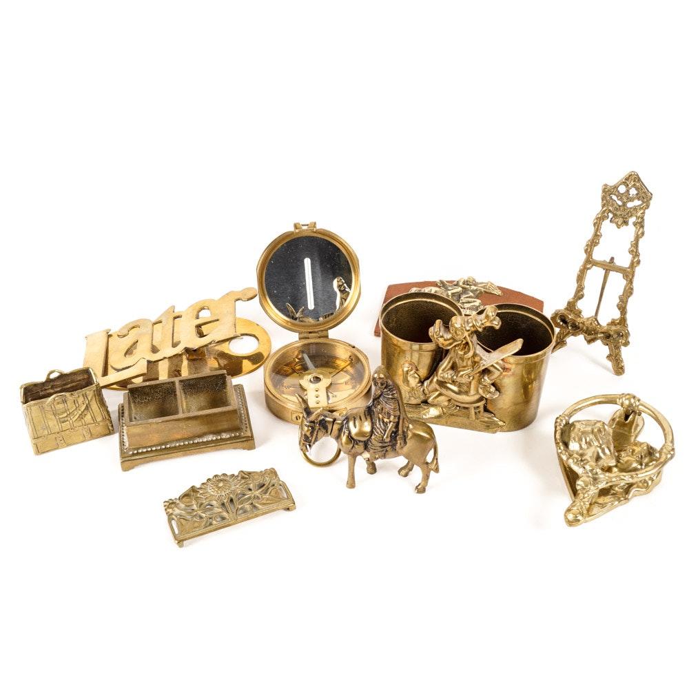 Brass Decor Assortment