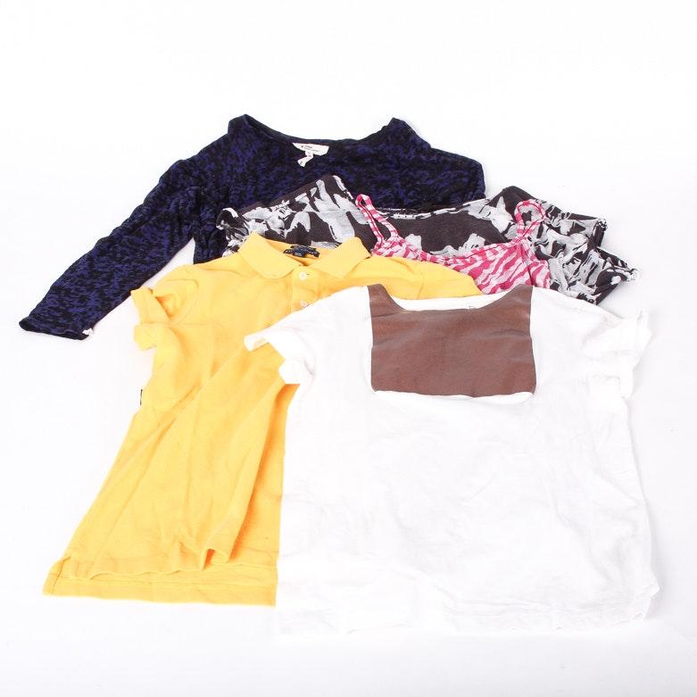 Assortment of Women's Shirts