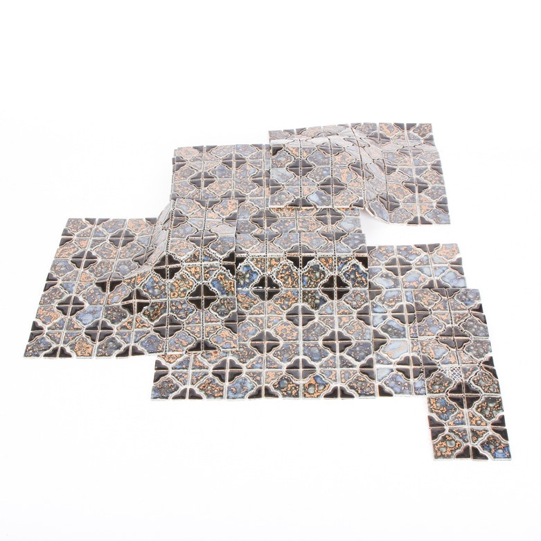 Collection of Vintage Ceramic Tiles