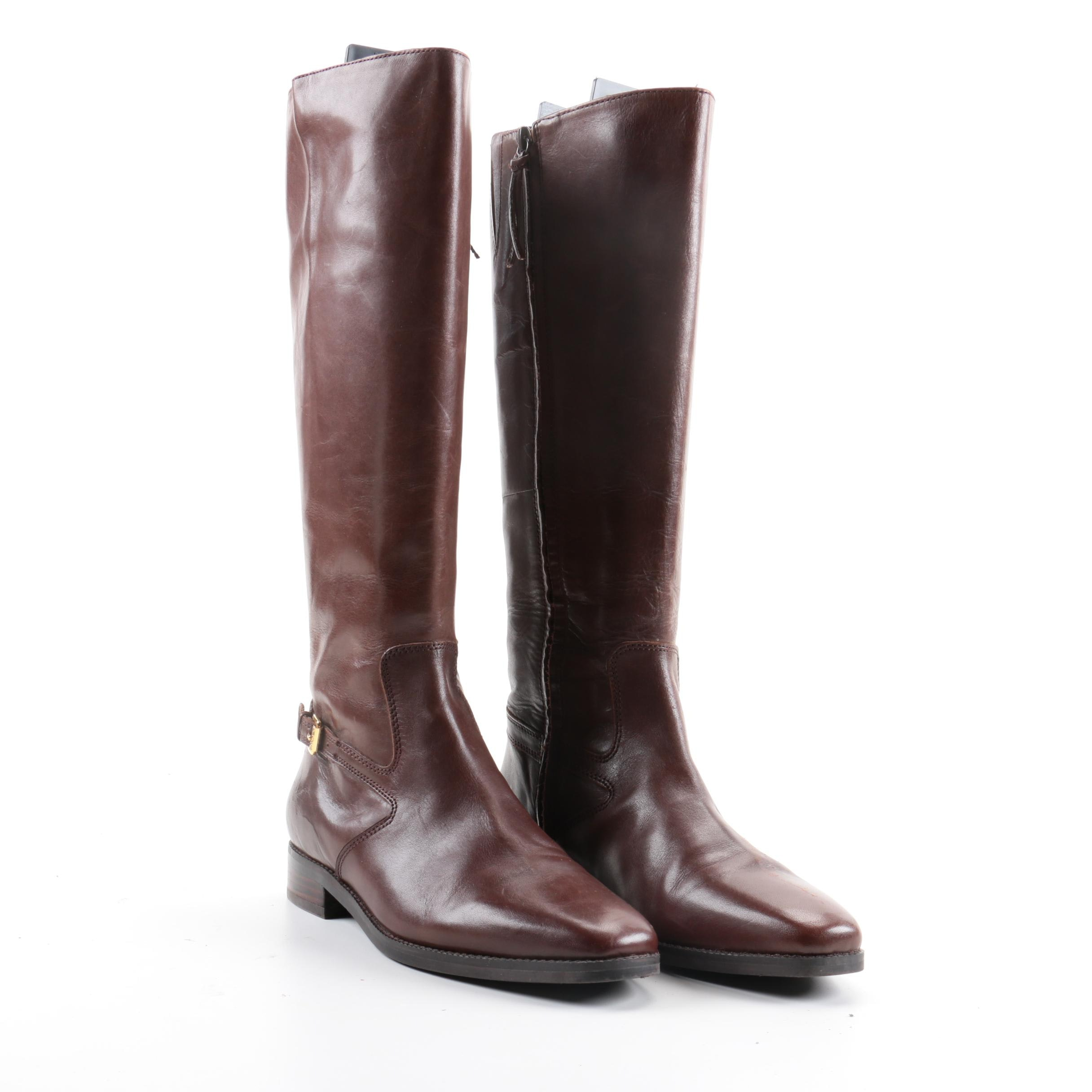 Lauren Ralph Lauren Halima Riding Boots