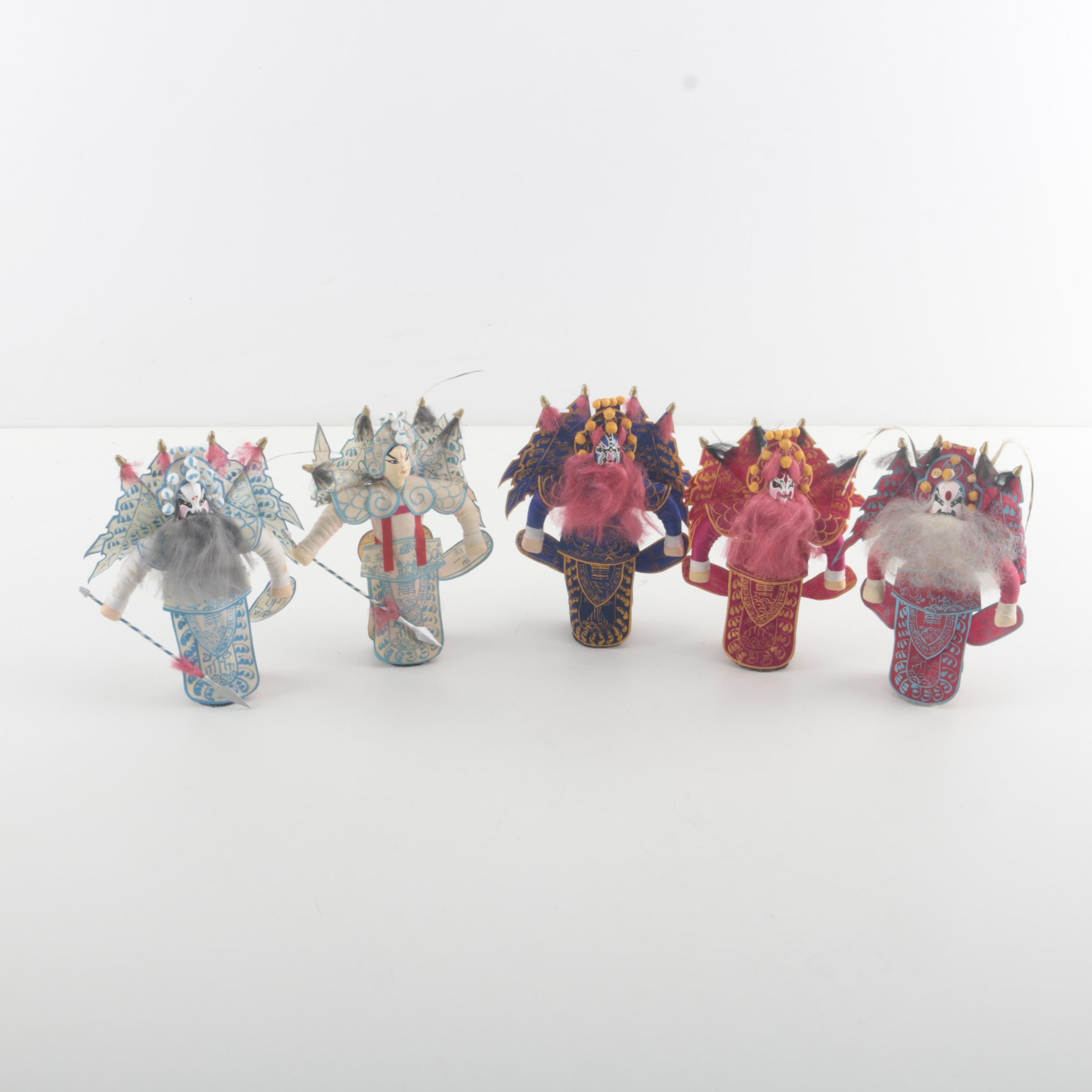 Chinese Paper Dolls