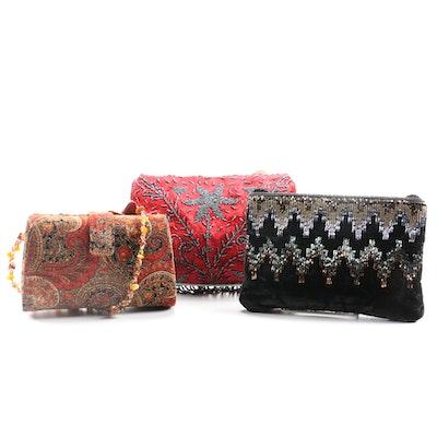 Vintage Embellished Handbags Including La Regale