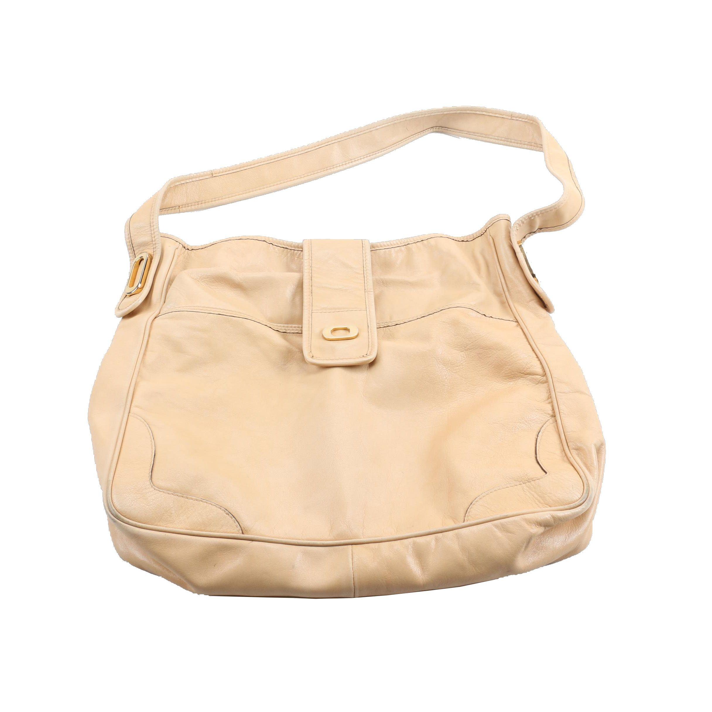 Battaglia Leather Shoulder Bag