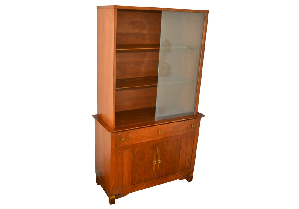 """The Basic"" China Cabinet by The Basic-Witz Furniture Industries"