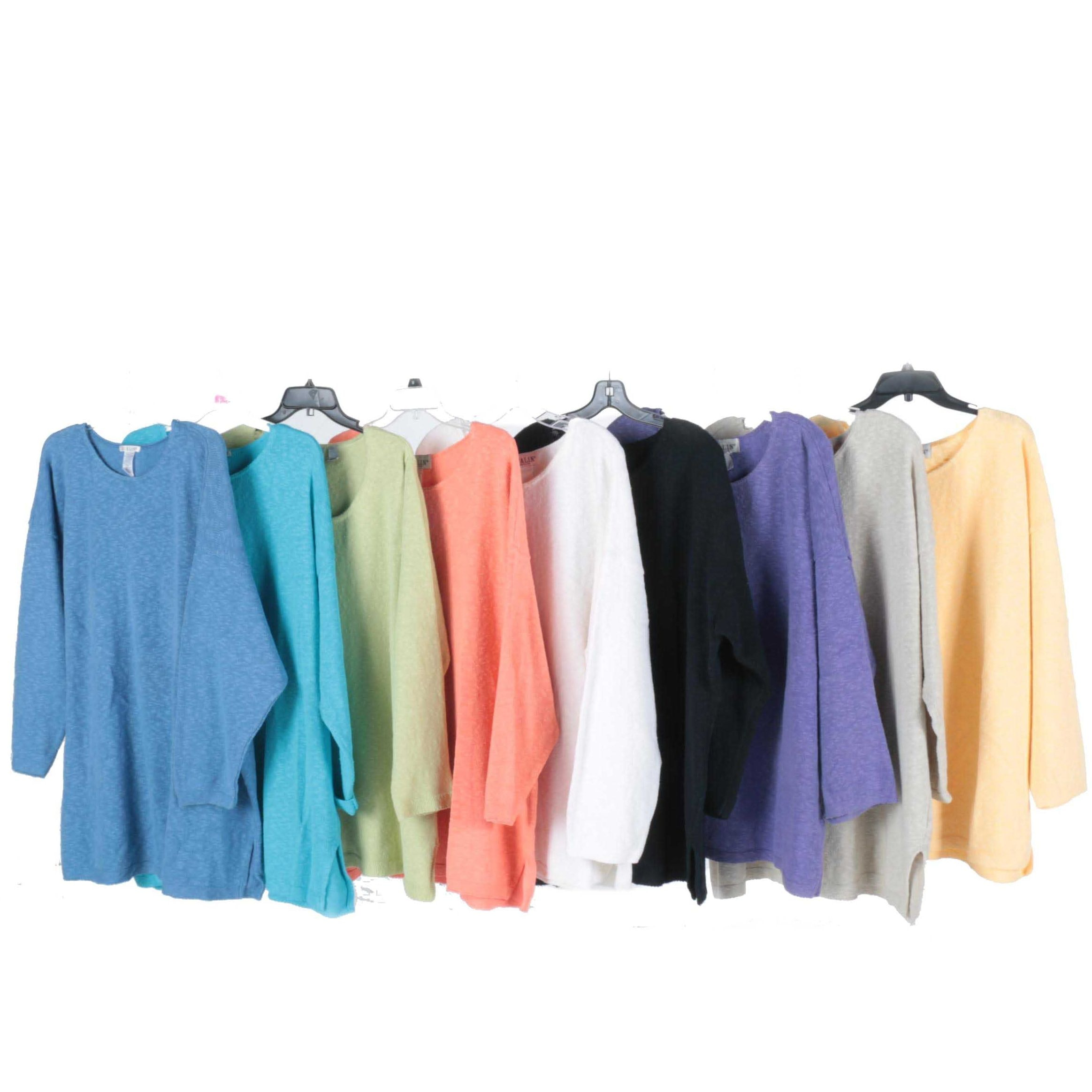 Assortment of Sweaters