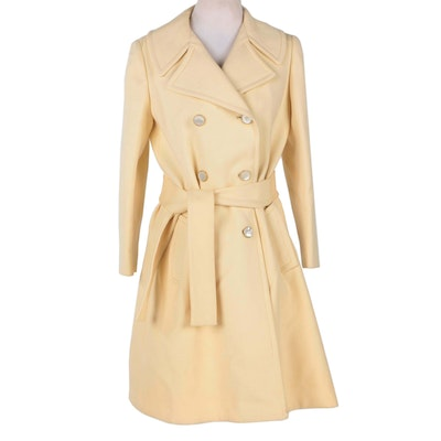 Circa 1970s Trench Coat by T. Jones