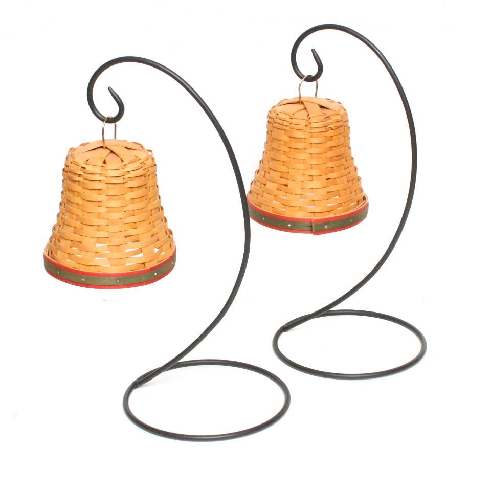 Longaberger Seasonal Bells