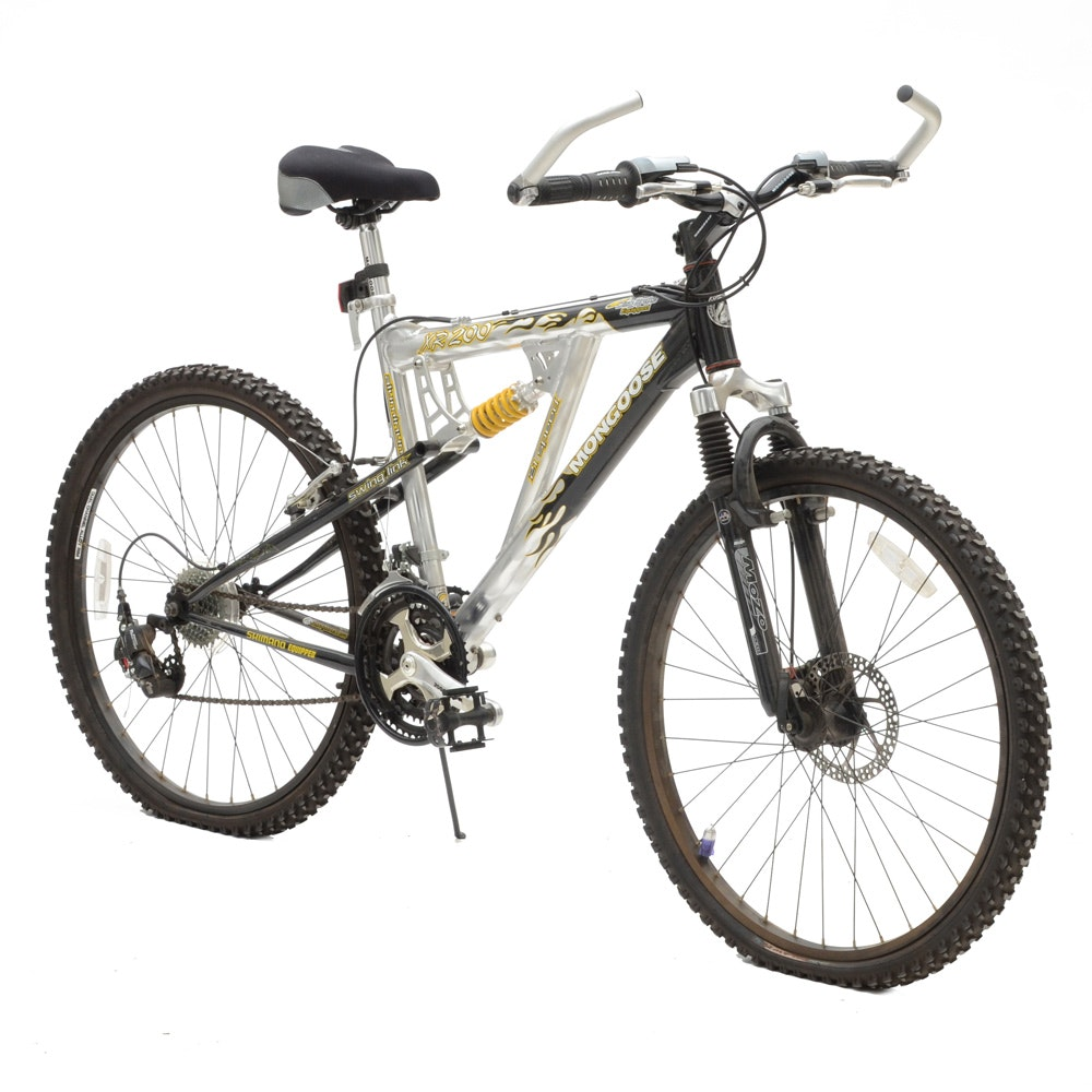 Mongoose 21-Speed Mountain Bike