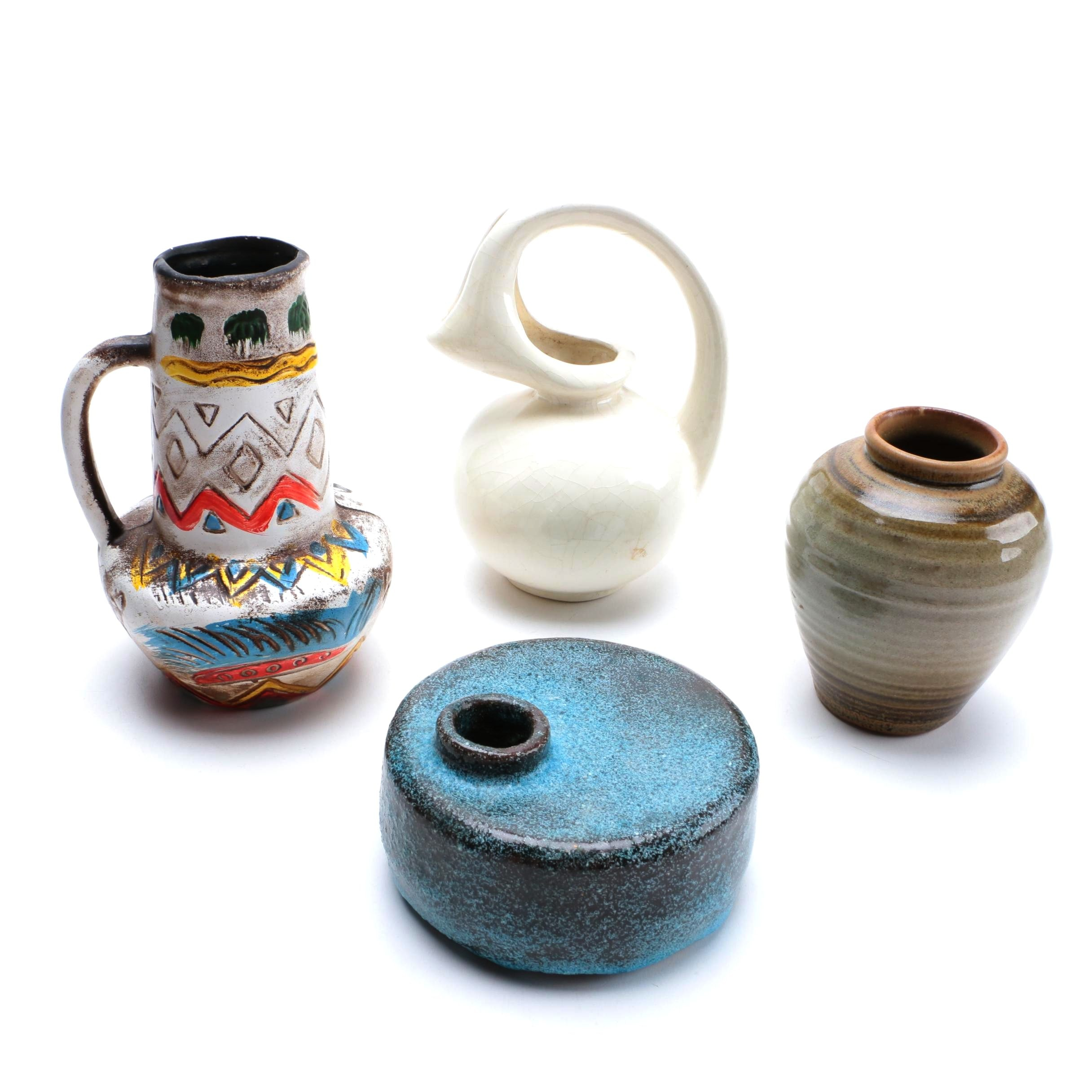 Assorted Ceramic Vases
