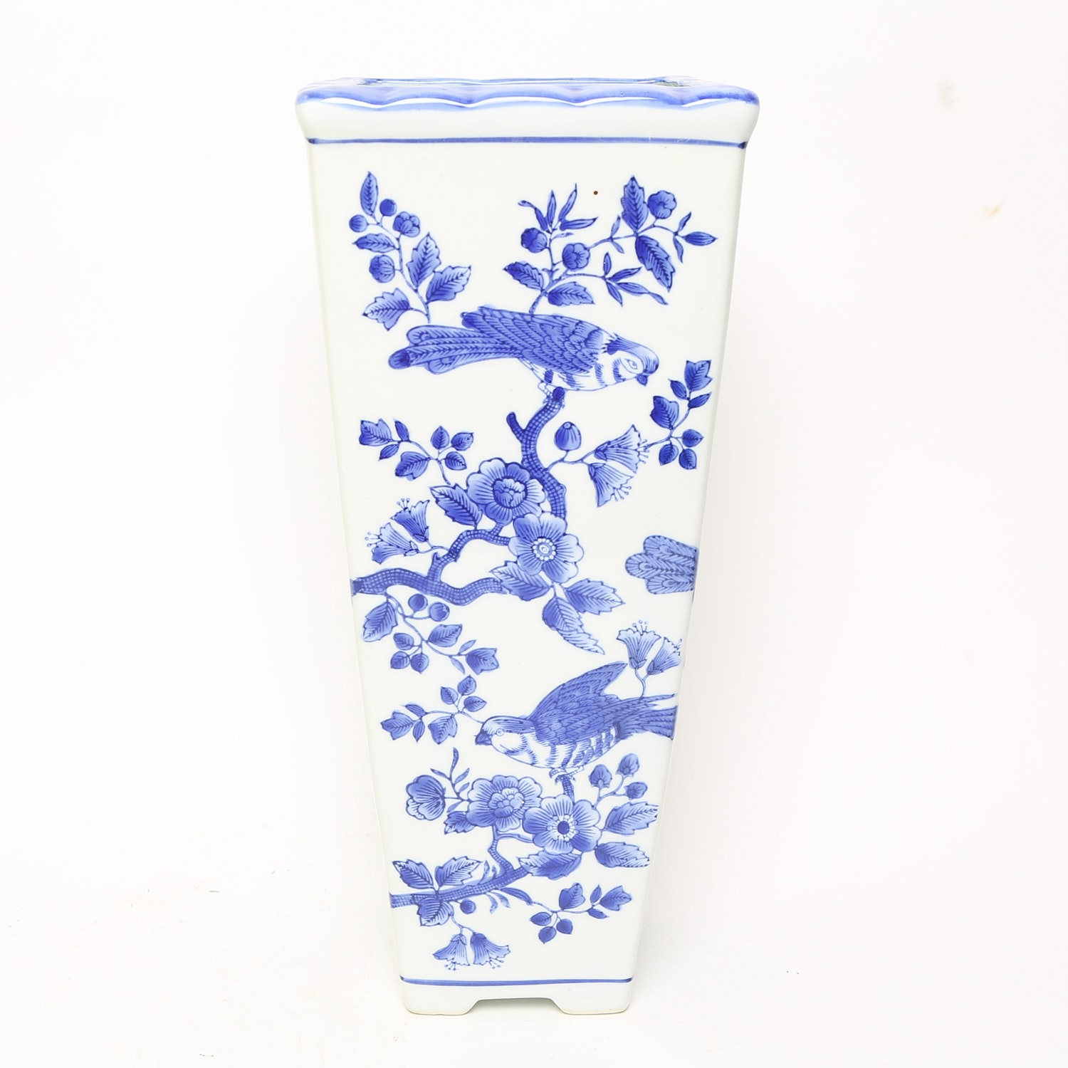 Blue and White Chinese Vase from Formalities by Baum Bros
