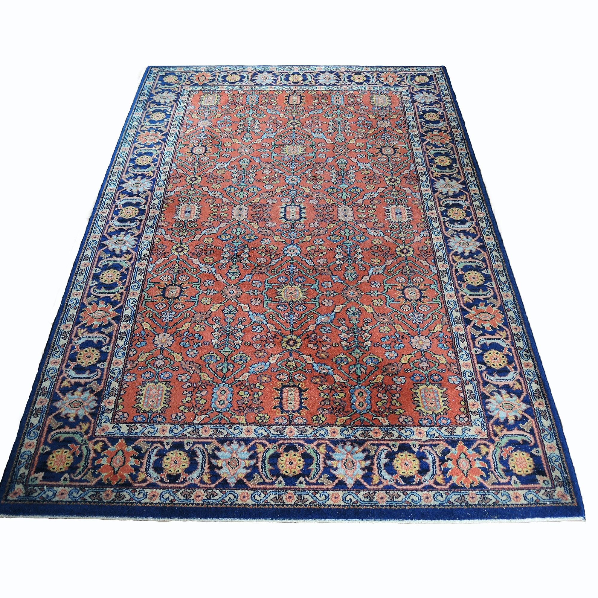 Karastan Serapi Wool Area Rug