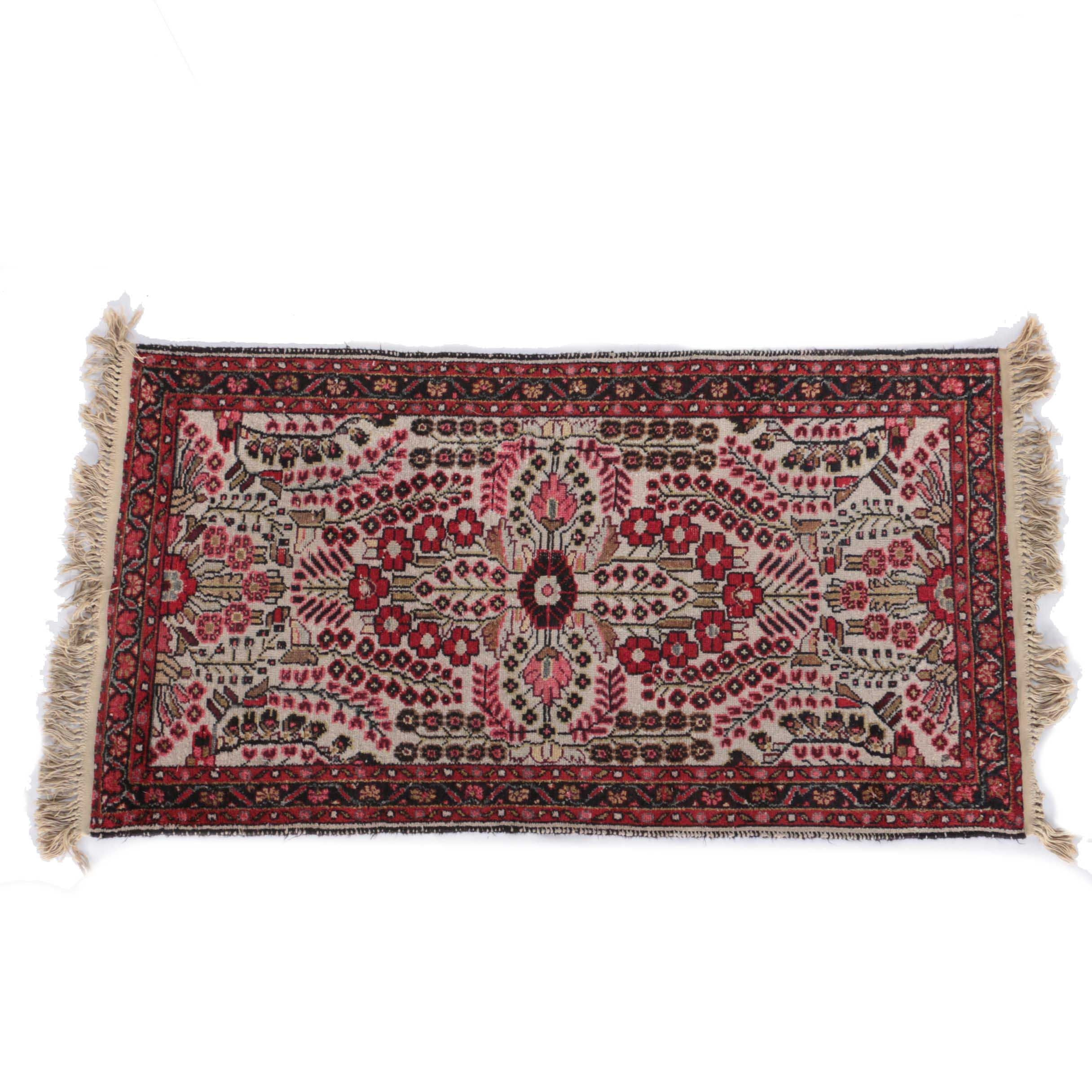 Hand-Knotted Mehriban Area Rug