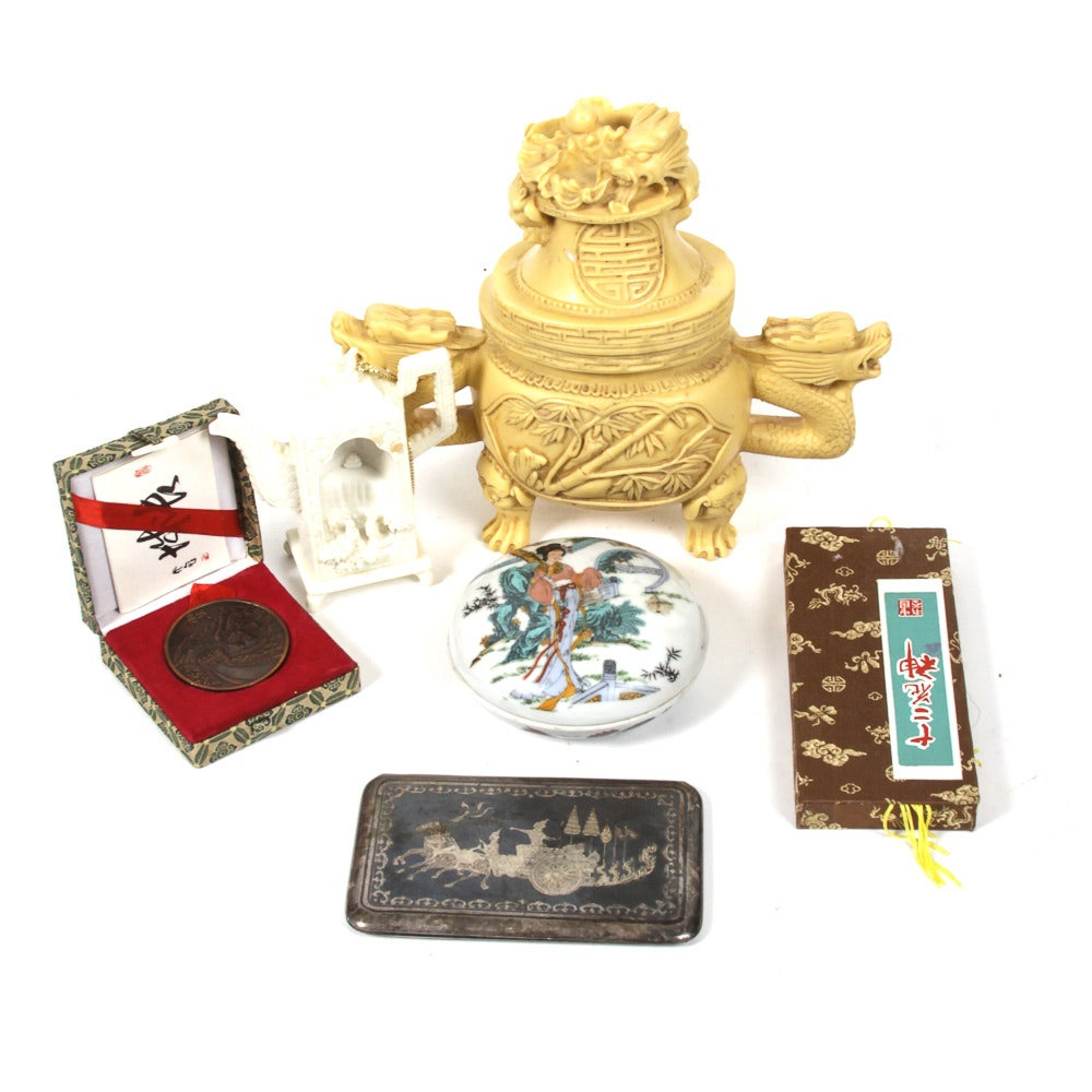 Asian Decor and Collectibles