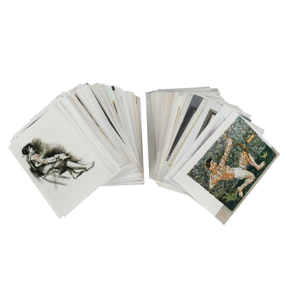 Collection of Edgar Yeager Ephemera