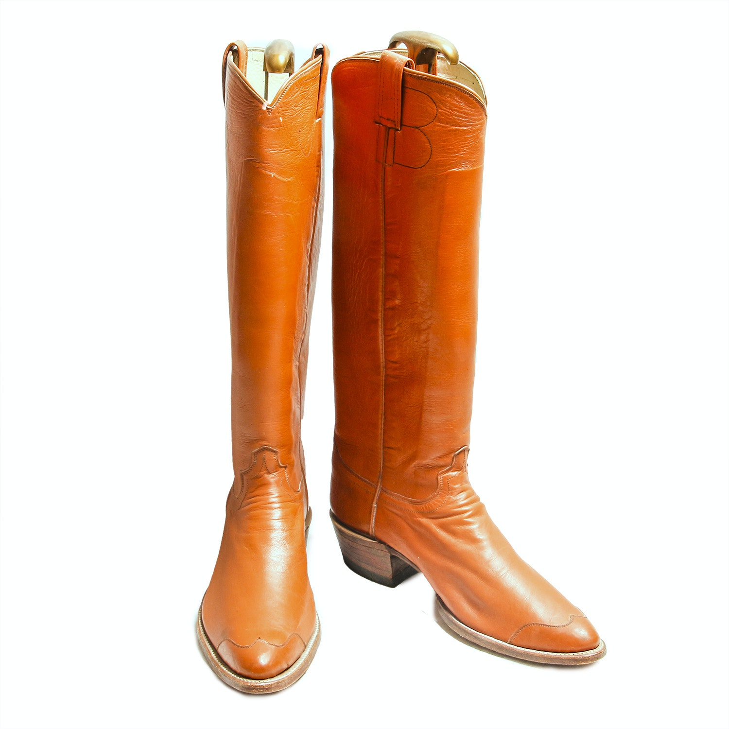 Leather Riding Boots by R. Custom Fine Boots