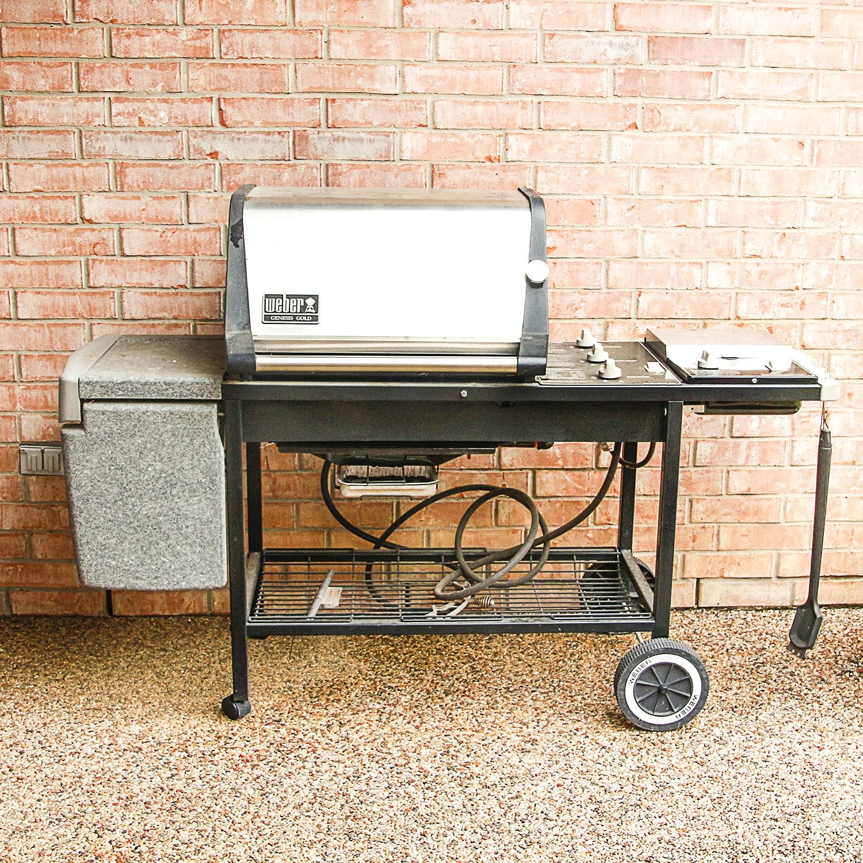 "Weber ""Genesis Gold"" Outdoor Grill"