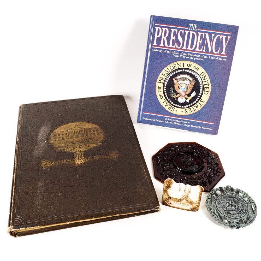 United States Presidents Memorabilia