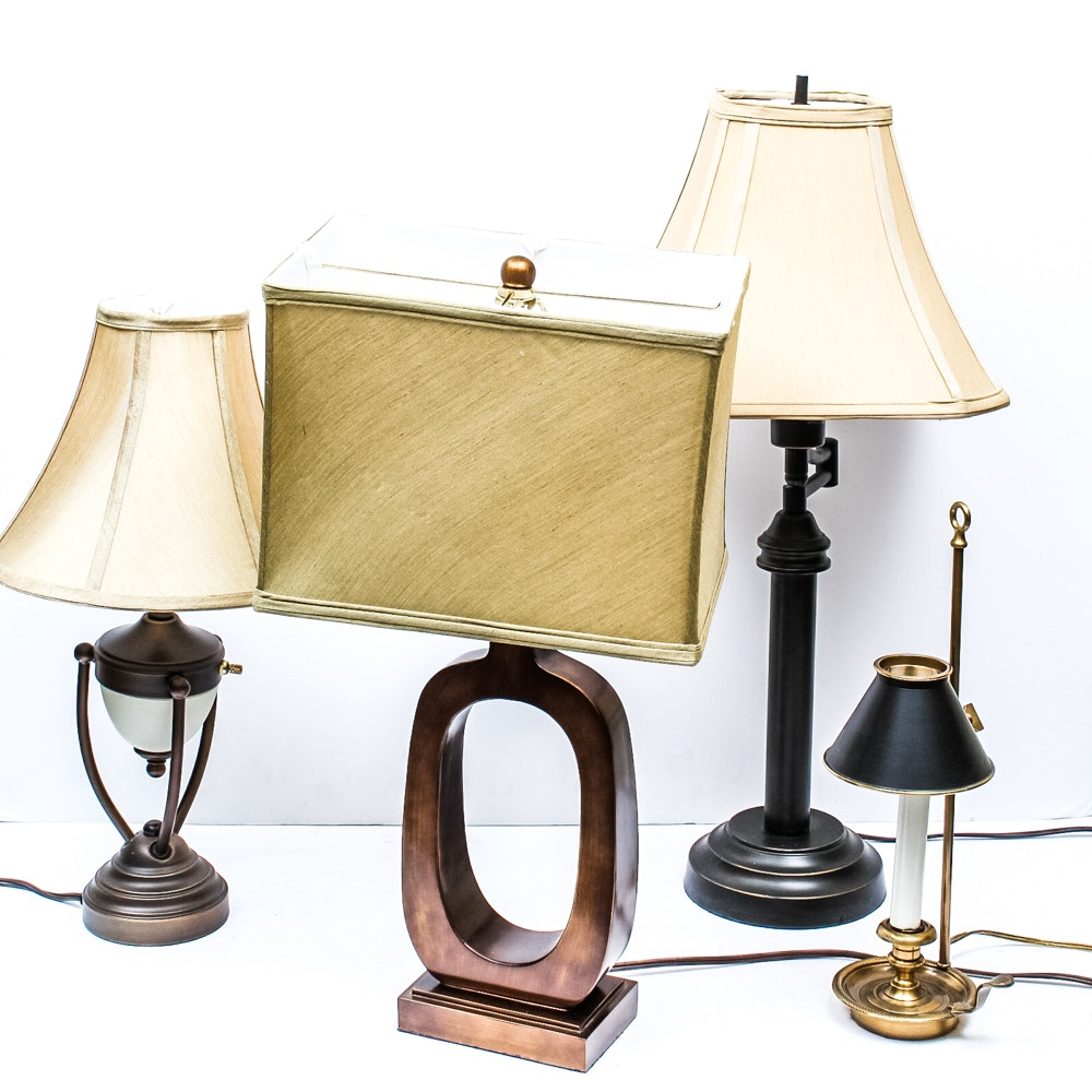 Collection of Table Lamps