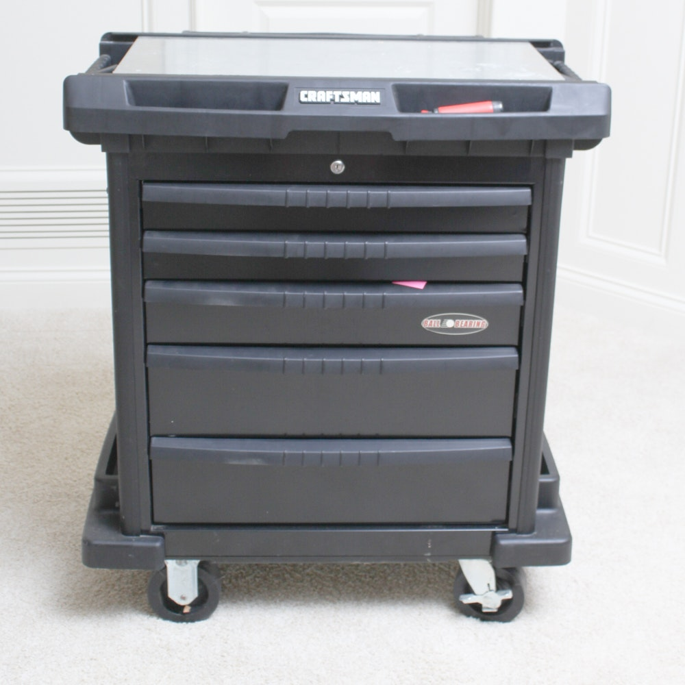 Craftsman Tool Chest With Tools
