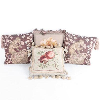 Petite Tasseled Toss Pillows