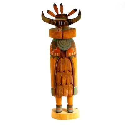 Hopi Style Kachina Doll