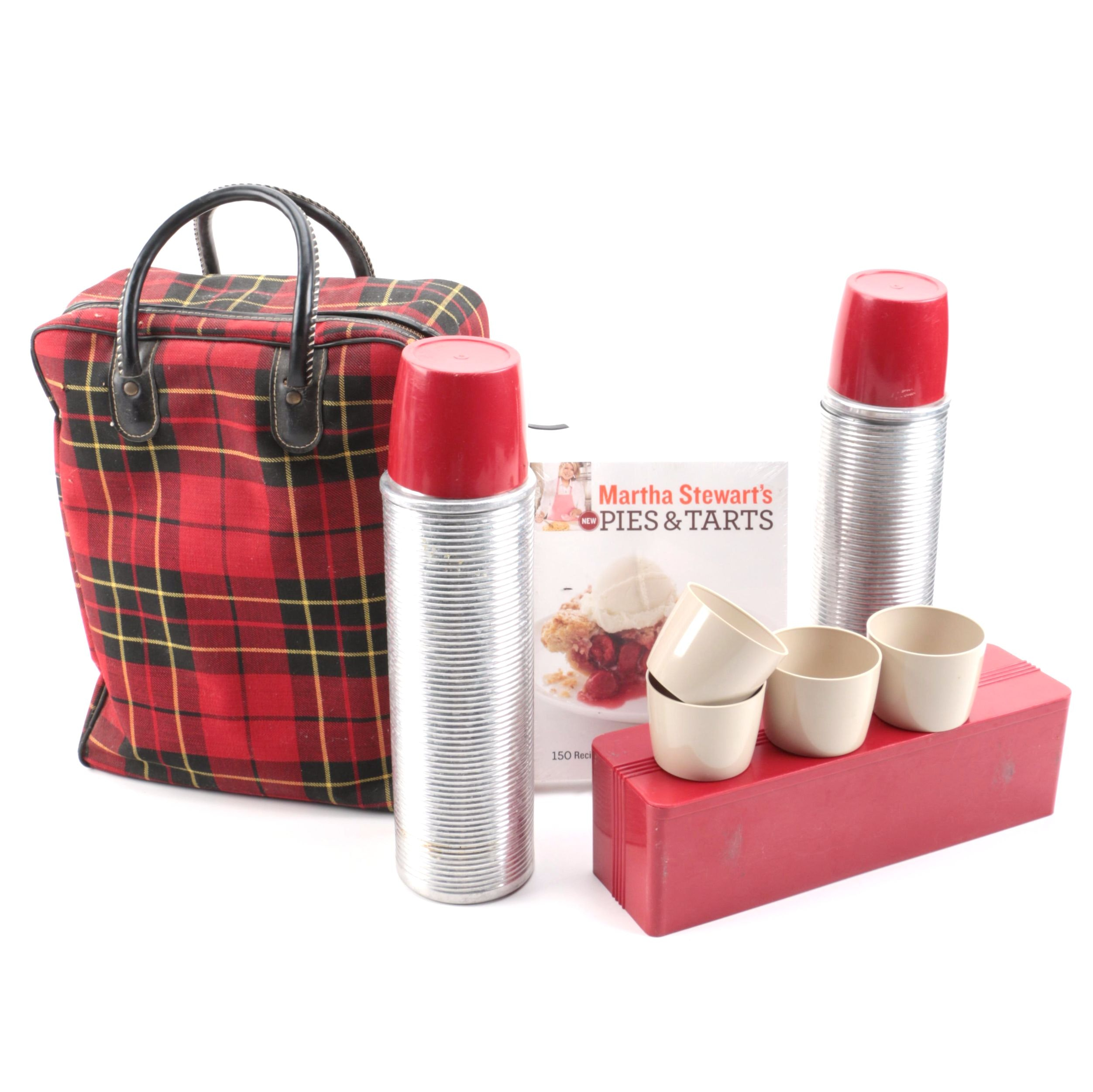 Lunch Tote and Picnic Accessories