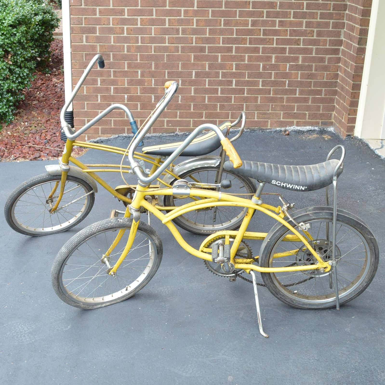 Vintage Metal Kid's Bicycles