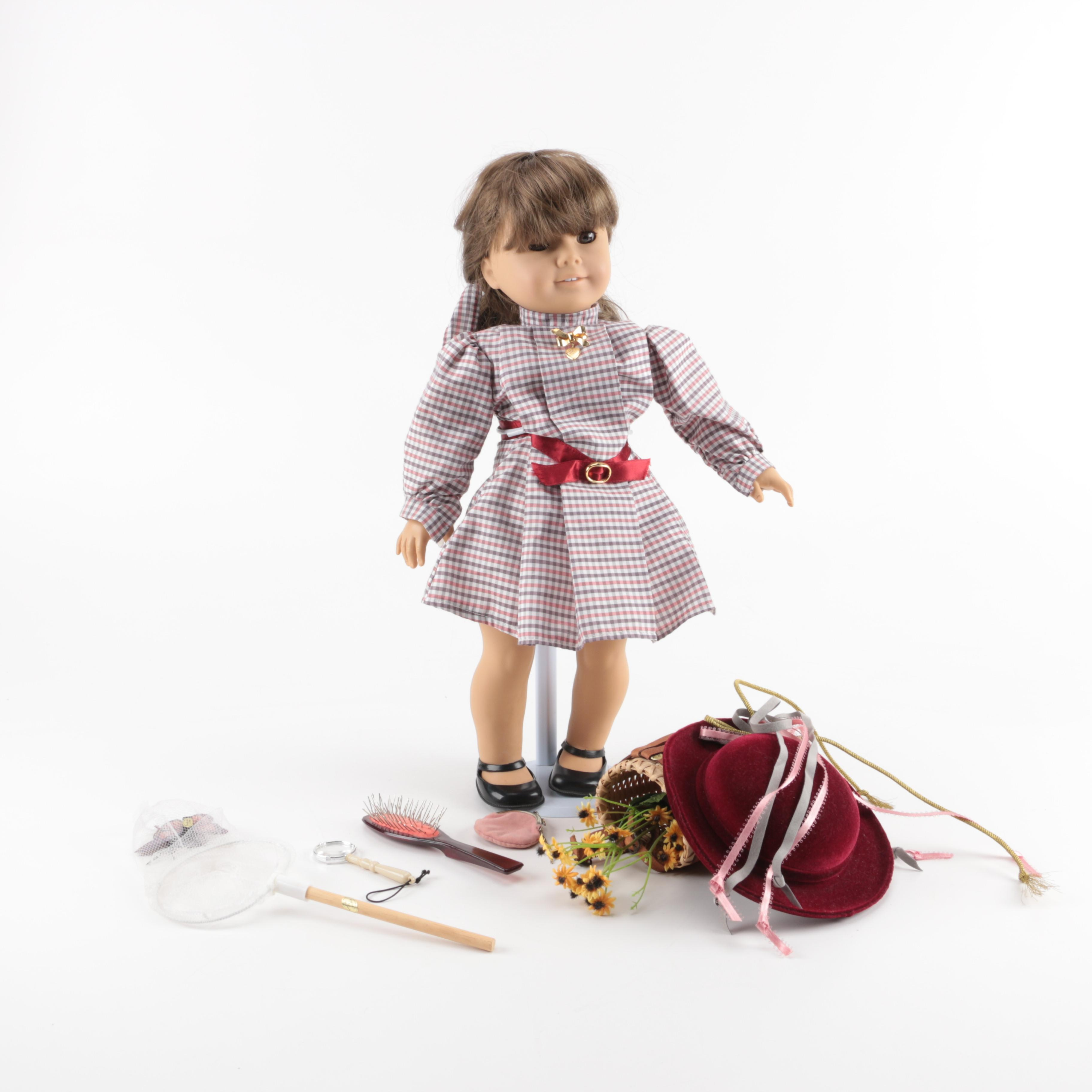 """Pleasant Company American Girl """"Samantha"""" Doll and Accessories"""