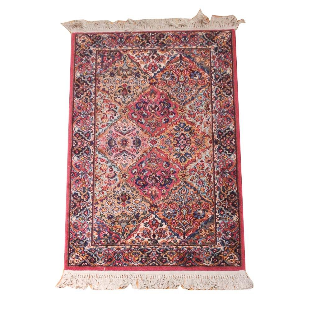 "Karastan ""Multicolor Kirman"" Wool Area Rug"